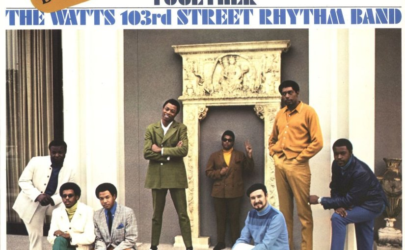 "Side Tracked: ""(I Can't Get No) Satisfaction, Charles Wright and the Watts 103rd Street Rhythm Band"